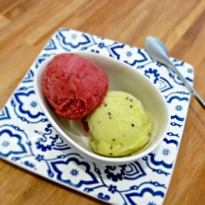Seals自製冰淇淋 / 雪酪 Homemade Ice Cream / Sorbet